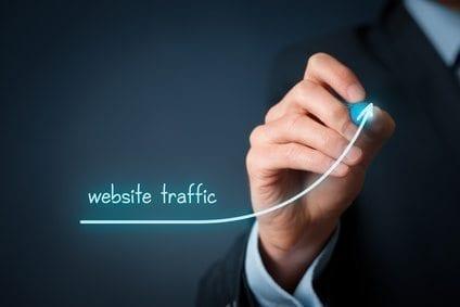 SEO Umsatzsteigerung mit mehr webseiten traffic