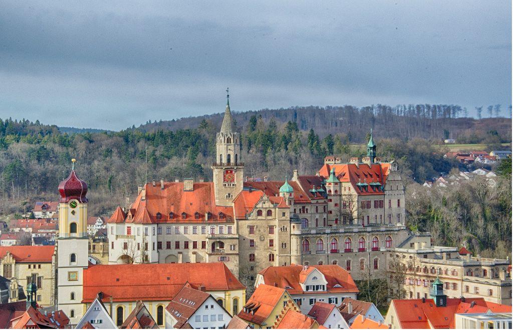 Sigmaringen historische Stadt, Tätigkeitsbereich der SEO Agentur Jochen Dullenkopf