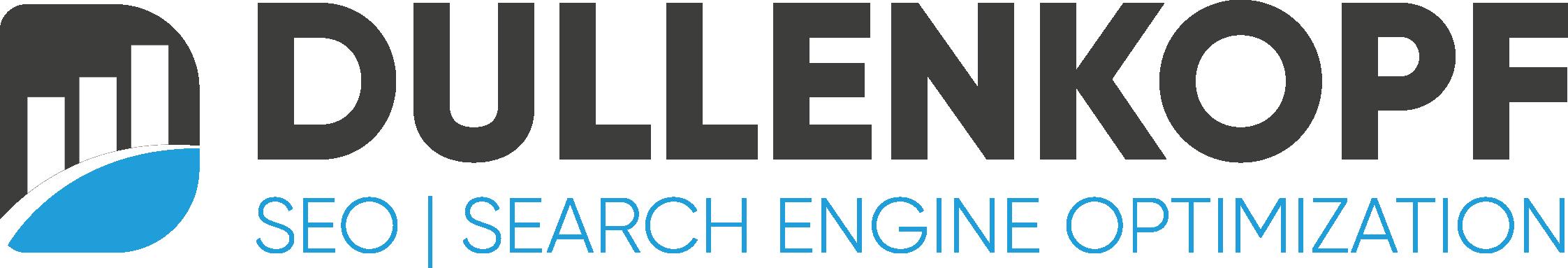 SEO Logo Jochen Dullenkopf für die Region Oberschwaben, SEo Ravensburg, SEo Ulm und SEO Memmingen